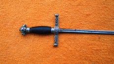 Short sword of Officer of Queen Isabel II.  SPAIN