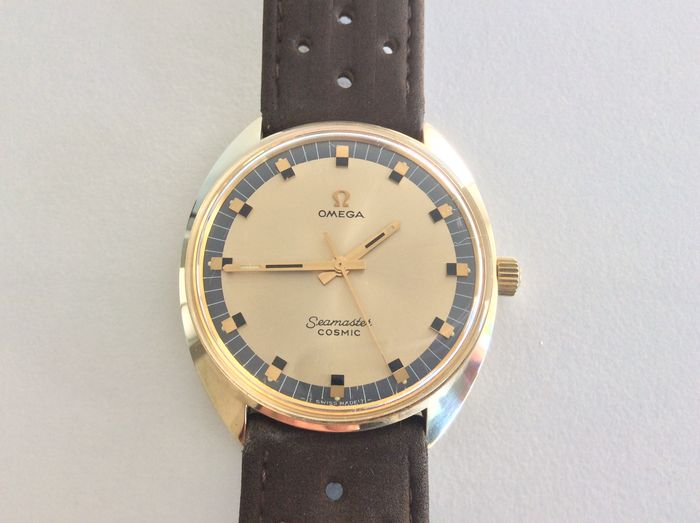 Omega Cosmic – men's watch – 1970s