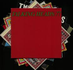 Lot Of Eight Talking Heads Albums Including '77, More Songs About Buildings And Food, Remain In Light, Speaking In Tongues, Fear Of Music, The Name Of The Band Is Talking Heads (2 Lp), Little Creatures And True Stories