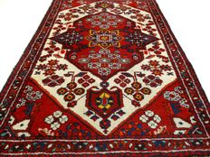 "Hamadan Lilehan – 155 x 105 cm – ""Persian carpet in beautiful condition"" – Please note! No reserve price: starts at €1"