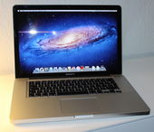 Regardez Apple 15-inch MacBook Pro - 2.2 GHz Intel Core i7, 4 GB RAM 1333 MHz DDR3, HDD 500 GB