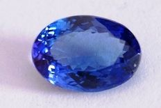 Tanzanite - 2.84 ct _ IGI Certified