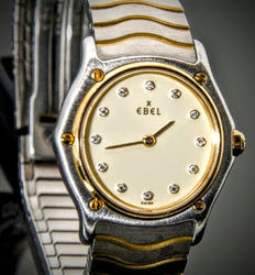 Ebel - Wave Full River Diamond Dream
