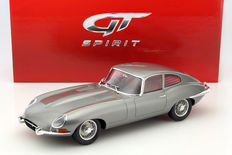 GT Spirit - Scale 1/12 - Jaguar E-Type S1 Year of Construction 1965-68 Silver