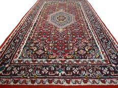Indo Bijar - 167 cm x 93 cm - ¨Carpet with traditional colours - In nice condition¨ - Note: no reserve price: bidding starts at €1.