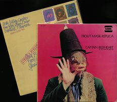 Captain Beefheart & his Magic Band 'Trout mask replica' - A groundbreaking classic as original German release in top condition !
