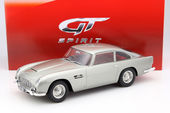 Regardez GT Spirit - Scale 1/12 - Aston Martin DB5 silver