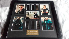 The Matrix - Framed display with film cells - 47x49cm