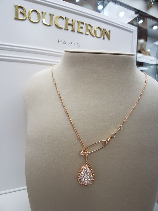 Boucheron serpent bohme long necklace catawiki boucheron serpent bohme long necklace mozeypictures Image collections