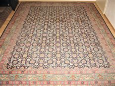 Vintage Persian carpet, Sarough Iran 1940-1960 - 350 x 250 cm - No reserve price, starts at €1.-