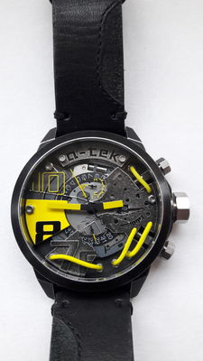 A'-tek Turbo chronograph  – Men's wristwatch