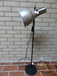 Industrial lamp 1950 - on stand -1990