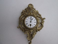 Cartel clock – Japy Frères  – 1900s