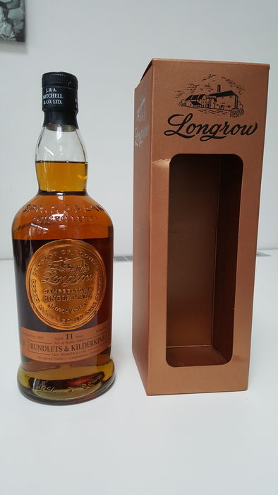 Longrow Rundlets & Kilderkins 11 years old