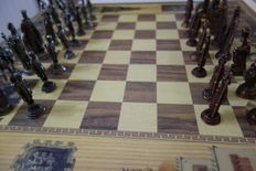 Al-Andalus historical chess set