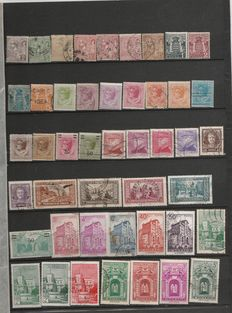 Monaco, French Andorra and Lebanon 1891/1998 – Stamp collection
