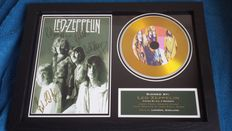 Framed CD - Led Zeppelin