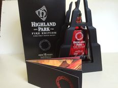 Highland Park Fire 15 Years Old - Limited Edition
