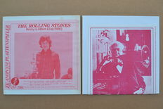 "Rolling Stones - 2 Original unofficial albums - ""Renny's Album"" &  ""Dr. Terrence H. Telly'Fone"""