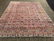 Large Persian Kashmar! Very valuable! Investment! Oriental carpet, hand-knotted