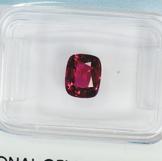 Rode spinel – 1,37 ct