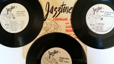 A lot of Jazz singles of early 50's from label Jazztone