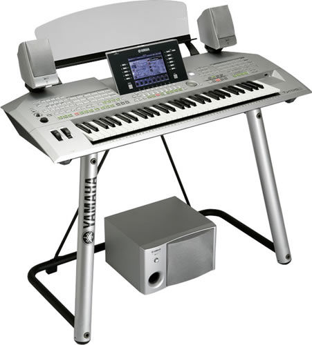 NEW DRIVERS: YAMAHA TYROS 2