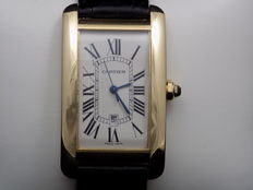 Cartier Tank Américaine - Ref.: 1740 - Men's watch