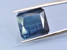 Blue Indicolite Tourmaline - 12.37 ct