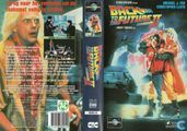 DVD / Video / Blu-ray - VHS video tape - Back to the future II