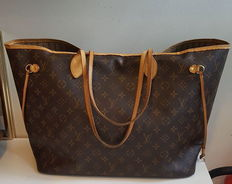 Bolso Neverfull MM de Louis Vuitton