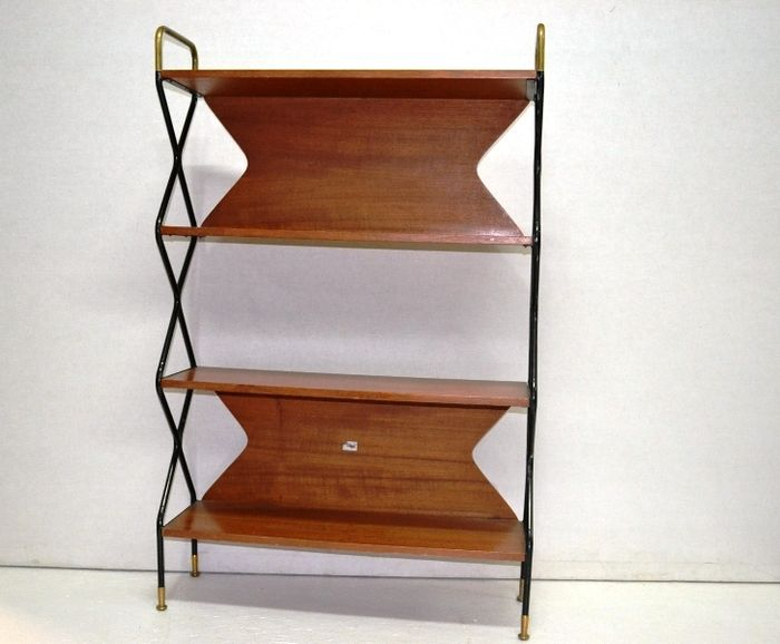 vintage etagere made in italy 1950s catawiki. Black Bedroom Furniture Sets. Home Design Ideas