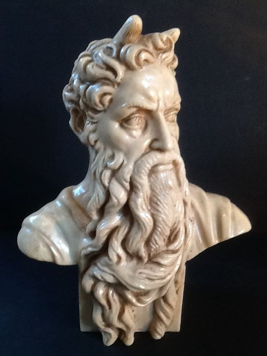 Michelangelo - Moses - early previous century
