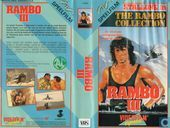 DVD / Video / Blu-ray - VHS video tape - Rambo III