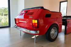 REALISTICstyle - car furniture - exclusive sofa - Fiat 126