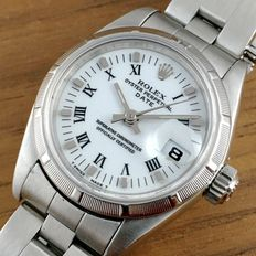 Rolex Oyster Perpetual Date - Ladies Watch - 1997