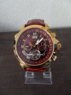 Calvaneo 1583 CM-ASG-07 – Astonia Gold – Royal Timepieces – Wristwatch – 2016