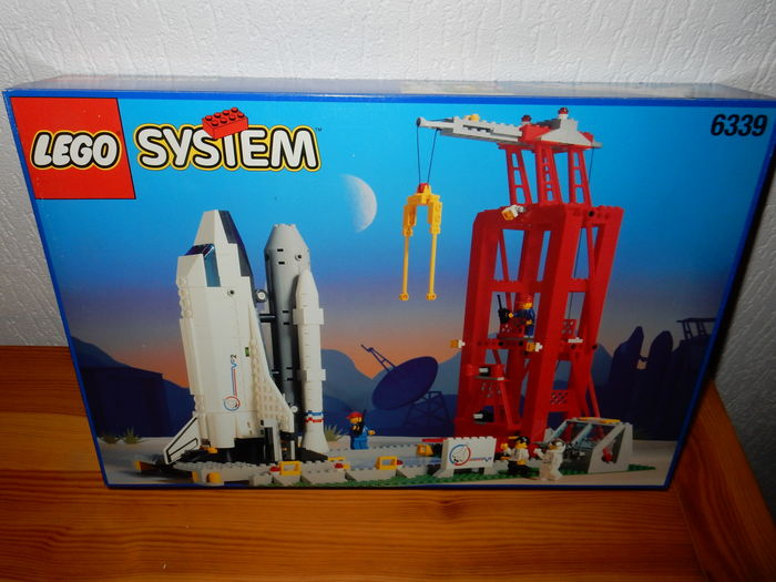 Town - 6339 - Shuttle Launch Pad
