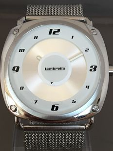 Lambretta Brunori men's wristwatch - 21st century