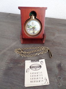 Fossil – LE9470 – Limited Edition – Pocket watch