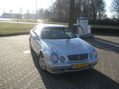 Mercedes-Benz - CLK 200 - 1999