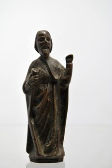 Golden age, bronze, statuette by Handreas St., 16th 17th