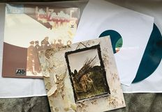 Led Zeppelin - II & IV,  including 180gram Edition
