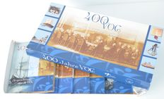 "The Netherlands - year sets 2002 ""400 jaar VOC 1602-2002"" (6 different types)."