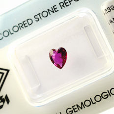 Ruby – 0.66 ct