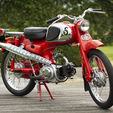 Mopeds, Bicycles & Motobilia Auction 29 24/01/2017