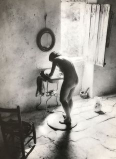 Willy Ronis (1910-2009) - Le nu provençal 1949
