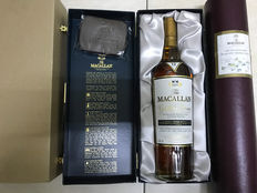 Macallan Ghillies's Dram With Flies & Print
