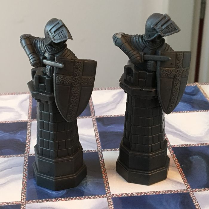 Harry Potter Chess Set Large Chess Pieces Catawiki