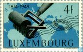 Postage Stamps - Luxembourg - Universal Postal Union